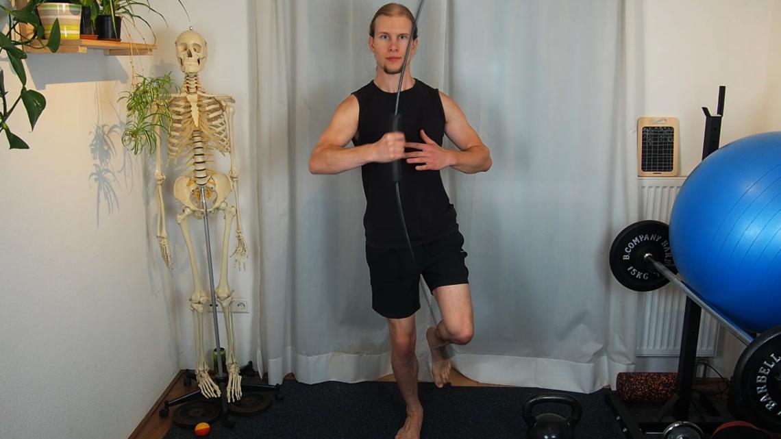 Anregungen zum Beinachsentraining